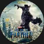 miniatura Black Panther 2018 Custom V8 Por Analfabetix cover cd