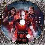 miniatura Bloodshot Custom Por Camarlengo666 cover cd