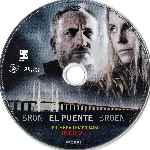 miniatura Bron El Puente Broen Temporada 01 Disco 02 Custom Por Analfabetix cover cd