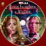 miniatura Bruja Escarlata Y Vision Custom Por Chechelin cover cd