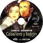 miniatura Caballero Y Ladron Custom Por J1j3 cover cd