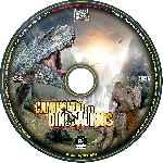 miniatura Caminando Con Dinosaurios Custom Por Victortecnis1 cover cd