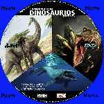 miniatura Caminando Con Dinosaurios Especial Custom Por Menta cover cd