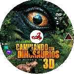 miniatura Caminando Con Dinosaurios La Pelicula En 3d Custom Por Corsariogris cover cd