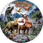 miniatura Caminando Entre Dinosaurios 2013 Custom V4 Por Corsariogris cover cd