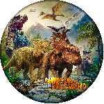 miniatura Caminando Entre Dinosaurios La Pelicula Custom V5 Por Alfix0 cover cd