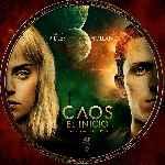 miniatura Caos El Inicio Custom V2 Por Ferozbbb cover cd