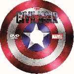 miniatura Capitan America Civil War Custom Por Franvilla cover cd