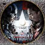 miniatura Capitan America Civil War Custom V2 Por Jsesma cover cd