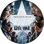 miniatura Capitan America Civil War Custom V3 Por Alfix0 cover cd