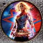 miniatura Capitana Marvel Custom V2 Por Jsesma cover cd