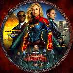miniatura Capitana Marvel Custom V5 Por Ferozbbb cover cd