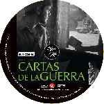 miniatura Cartas De La Guerra Custom Por Putho cover cd