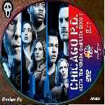 miniatura Chicago P D Temporada 06 Disco 01 Custom Por Mev2811 cover cd