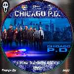 miniatura Chicago P D Temporada 07 Disco 01 Custom Por Mev2811 cover cd