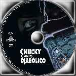 miniatura Chucky El Muneco Diabolico Custom V2 Por Piller cover cd