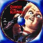 miniatura Chucky El Muneco Diabolico Custom V3 Por Piller cover cd