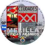 miniatura Ciudades Para El Siglo Xxi Melilla Ciudad Abanico Custom Por Josemartinal cover cd