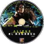 miniatura Coleccion Aliens Y Depredadores Volumen 02 Aliens El Regreso Custom Por Barceloneta cover cd