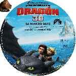 miniatura Como Entrenar A Tu Dragon Custom V04 Por Presley2 cover cd