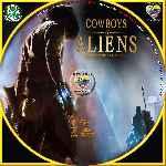 miniatura Cowboys & Aliens Custom Por Comprapirata cover cd