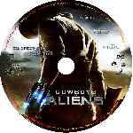 miniatura Cowboys & Aliens Custom V02 Por Presley2 cover cd
