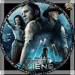 miniatura Cowboys & Aliens Custom V06 Por Mistk cover cd