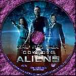 miniatura Cowboys & Aliens Custom V10 Por Piller cover cd