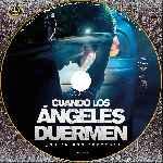 miniatura Cuando Los Angeles Duermen 2018 Custom Por Camarlengo666 cover cd