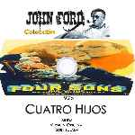miniatura Cuatro Hijos Coleccion John Ford Custom Por Jmandrada cover cd