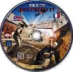 miniatura D13 Distrito 13 Custom Por Rege cover cd