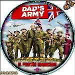 miniatura Dads Army El Peloton Rechazado Custom V2 Por Pakokoko cover cd