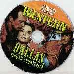 miniatura Dallas Ciudad Fronteriza Western Clasicos En Dvd Region 4 Por Lonkomacul cover cd