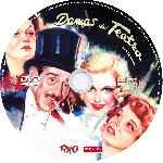 miniatura Damas Del Teatro Custom Por Voxni cover cd