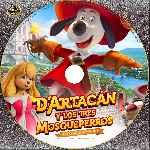 miniatura Dartacan Y Los Tres Mosqueperros 2020 Custom Por Camarlengo666 cover cd