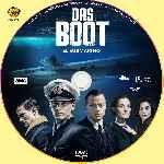 miniatura Das Boot El Submarino 2018 Custom V3 Por Chechelin cover cd
