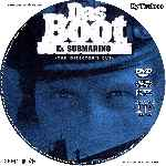 miniatura Das Boot El Submarino Custom Por Tiroloco cover cd