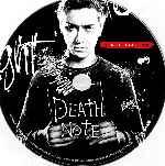 miniatura Death Note 2017 Custom V2 Por Dajjuarez cover cd