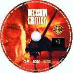 miniatura Decision Critica Custom Por Zeromoi cover cd