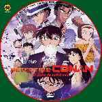 miniatura Detective Conan El Puno De Zafiro Azul Custom Por Chechelin cover cd