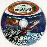 miniatura Dibujos Animados De Navidad Volumen 01 La Mania De Los Dibujos Animados Por Kosuga cover cd
