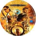 miniatura Dioses De Egipto Custom Por Fable cover cd