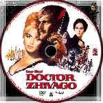 miniatura Doctor Zhivago Custom V5 Por Anyma Angel cover cd