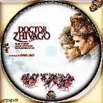 miniatura Doctor Zhivago Custom V7 Por Pakokoko cover cd