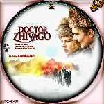 miniatura Doctor Zhivago Custom V8 Por Pakokoko cover cd