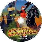 miniatura Dragones Y Mazmorras Disco 04 Por Tito Gomez cover cd