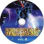 miniatura Dragones Y Mazmorras Volumen 02 Custom Por Amarillo5 cover cd