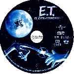 miniatura E T El Extraterrestre Custom V2 Por Darioarg cover cd
