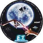 miniatura E T El Extraterrestre Custom V4 Por Husci cover cd