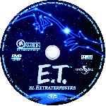 miniatura E T El Extraterrestre Custom V5 Por Zeromoi cover cd